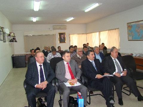 Международная конференция Иорданской ассоциации производителей и экспортеров сельскохозяйственной продукции