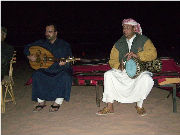 Песни бедуинов