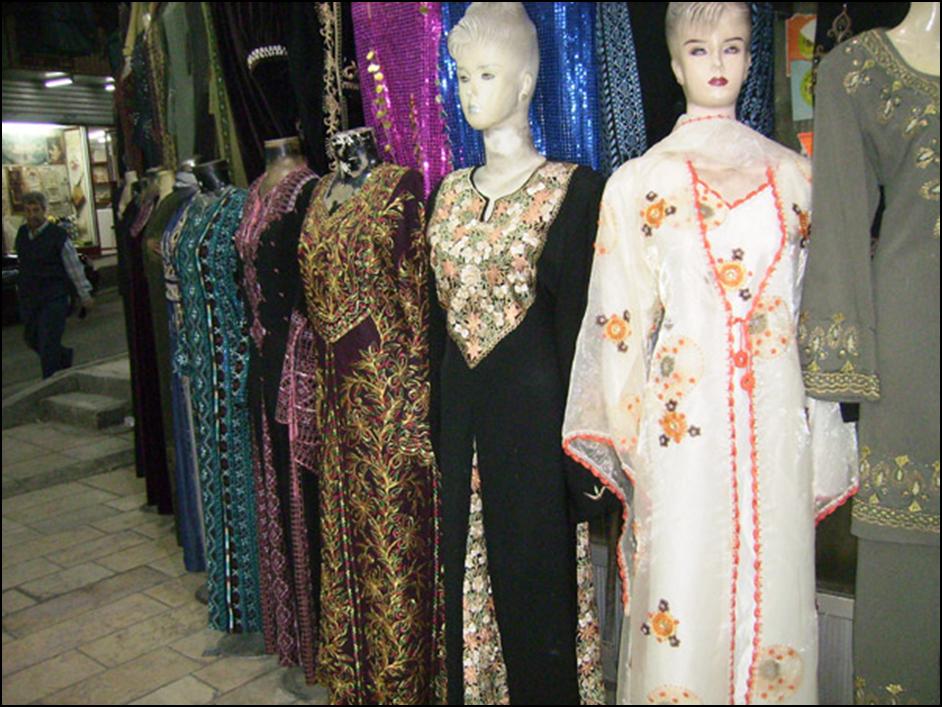 Восточная мода